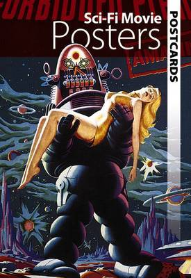 Sci-Fi Movie Posters Postcards