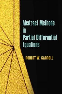 Abstract Methods in Partial Differential Equations