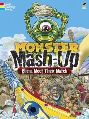 Monster Mash-Up - Aliens Meet Their Match