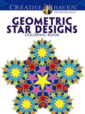 Creative Haven Geometric Star Designs Coloring Book