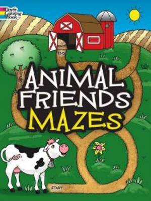 Animal Friends Mazes