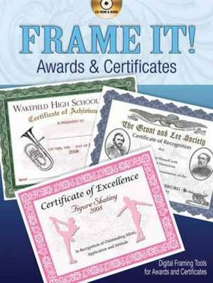 Frame IT Awards & Certificates