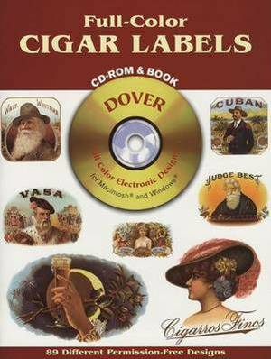 Full-Color Cigar Labels