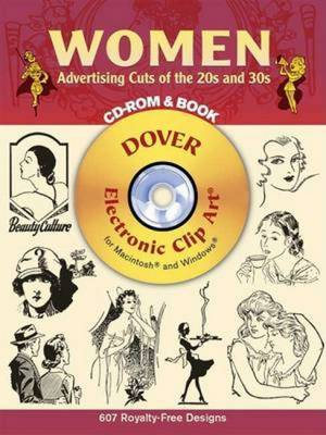 Women Advertising Cuts of the 20s and 30s