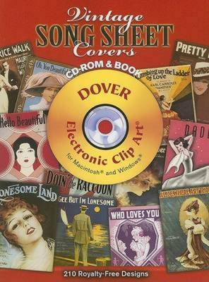 Vintage Song Sheet Covers