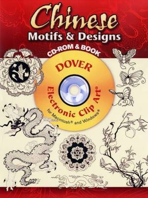 Chinese Motifs & Designs CD-ROM and Book