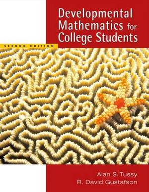 Developmental Mathematics for College Students (Book Only)
