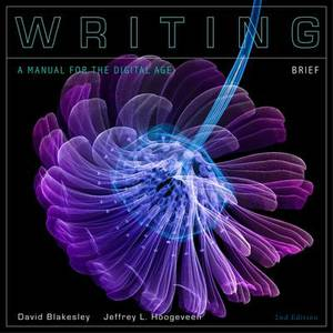 Writing: A Manual for the Digital Age