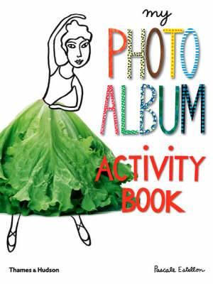 My Photo Album Activity Book