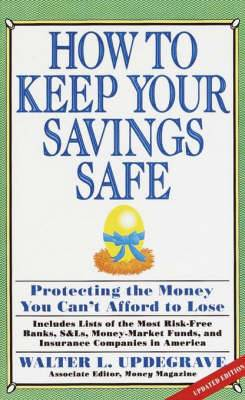 How to Keep Your Savings Safe