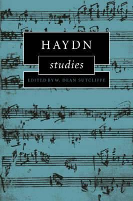 Cambridge Composer Studies: Haydn Studies