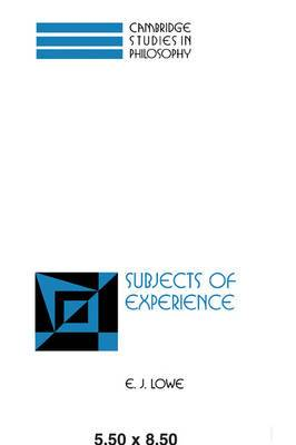Subjects of Experience