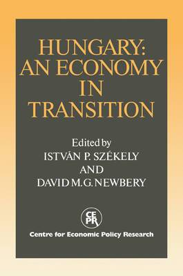 Hungary: An Economy in Transition