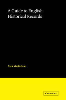 English Historical Records