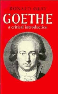 Goethe: A Critical Introduction
