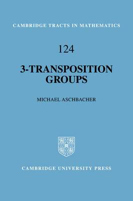 3-Transposition Groups