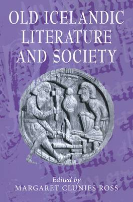 Old Icelandic Literature and Society