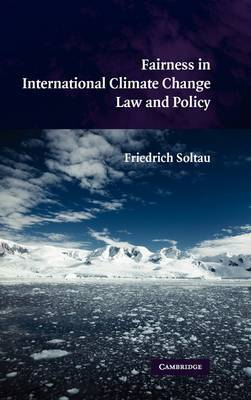 Fairness in International Climate Change Law and Policy