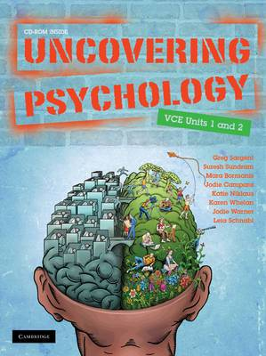 Uncovering Psychology VCE Units 1&2 with CD-Rom: Parts 1 and 2