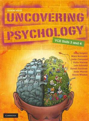 Uncovering Psychology VCE Units 3&4
