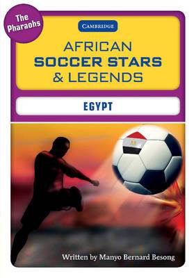 African Soccer Stars and Legends - Egypt