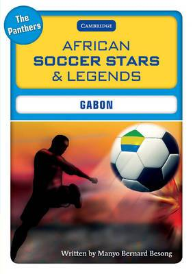 African Soccer Stars and Legends - Gabon