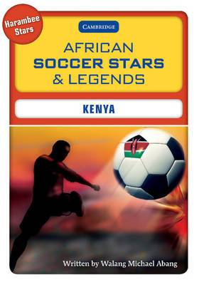 African Soccer Stars and Legends - Kenya
