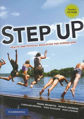 Step Up: Health and Physical Education for Queensland Teacher CD-Rom