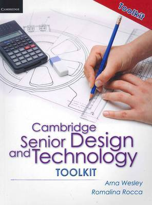 Cambridge Senior Design and Technology 2nd Edition Toolkit