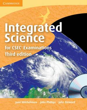 Integrated Science for CSEC (R) Secondary only Workbook with CD-ROM