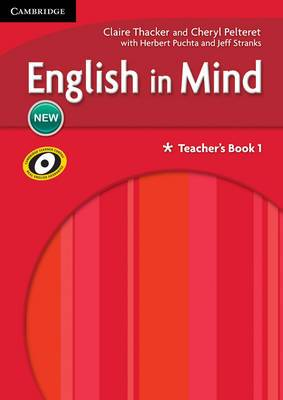 English in Mind Level 1 Teacher's Book Middle Eastern Edition: Level 1