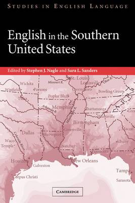 Studies in English Language: English in the Southern United States