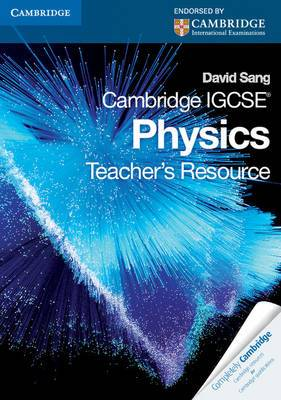 Magrudy com - Cambridge IGCSE Physics Teacher's Resource CD-ROM