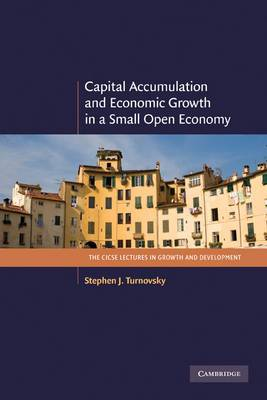 The CICSE Lectures in Growth and Development: Capital Accumulation and Economic Growth in a Small Open Economy