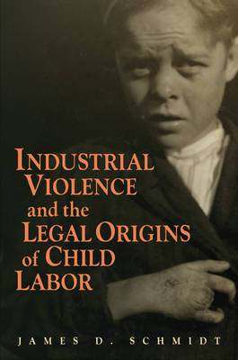 Cambridge Historical Studies in American Law and Society: Industrial Violence and the Legal Origins of Child Labor