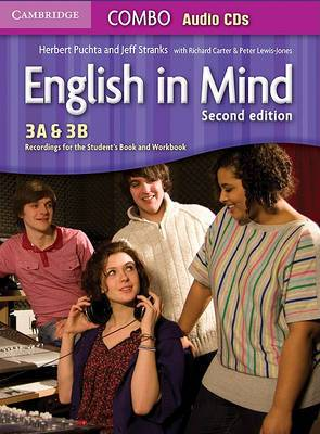 English in Mind Levels 3a and 3b Combo Audio CDs (3)
