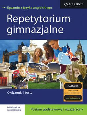 Repetytorium Gimnazjalne Student's Book with Downloadable Audio File