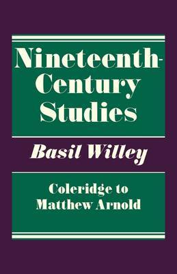 Nineteenth-Century Studies: Coleridge to Matthew Arnold