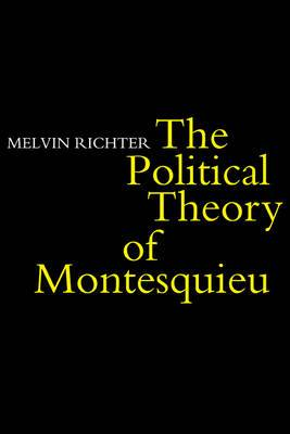 The Politcal Theory of Montesquieu