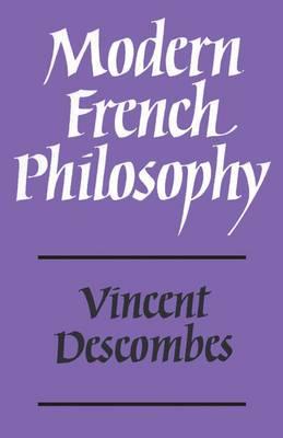 Modern French Philosophy