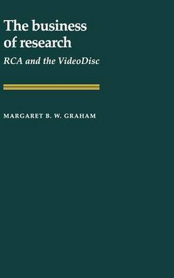 The Business of Research: RCA and the Videodisc