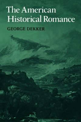 The American Historical Romance