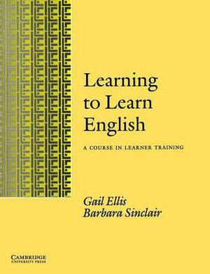 Learning to Learn English Learner's book: A Course in Learner Training