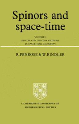 Spinors and Ssace-Time: Volume 2: Spinor and Twistor Methods in Space-time Geometry
