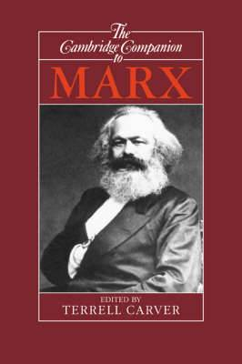 The Cambridge Companion to Marx