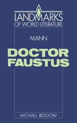 Mann: Doctor Faustus