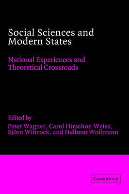 Advances in Political Science: Social Sciences and Modern States: National Experiences and Theoretical Crossroads
