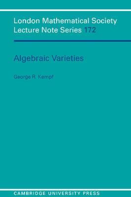 Algebraic Varieties