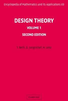Design Theory: v. 1