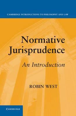 Normative Jurisprudence: An Introduction